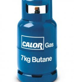 how to change a calor gas bottle