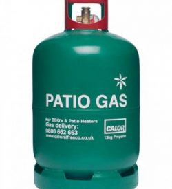 Calor patio gas 13kg cylinder