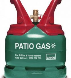 Calor patio gas 5kg cylinder