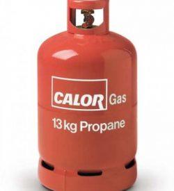 Calor propane gas 13kg cylinder