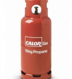 Calor propane gas 19kg cylinder