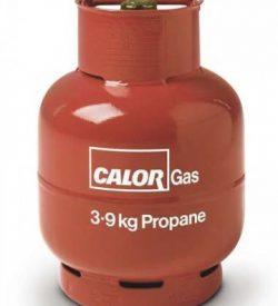 Calor propane gas 3.9kg cylinder