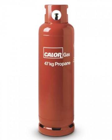 Calor propane gas 47kg cylinder