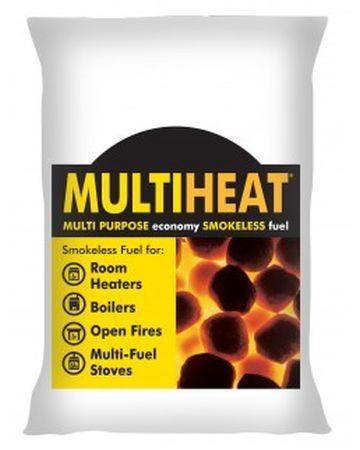 multiheat smokeless coal bag