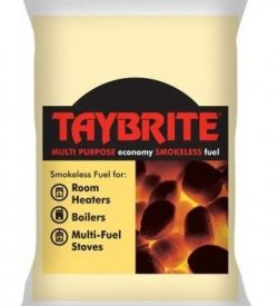 taybrite smokeless coal bag