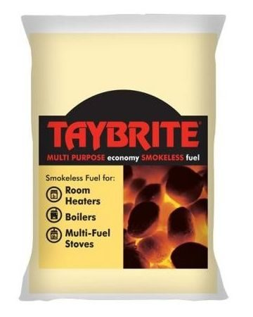 taybrite smokeless coal bag