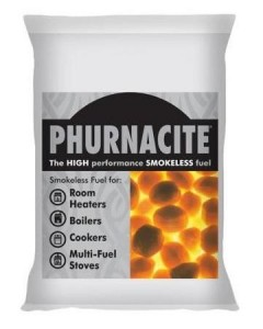 phurnacite smokeless coal 20kg bag