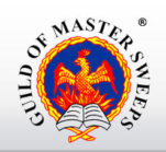 the guild of master chimney sweeps logo