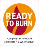 the woodsure logo showing bps plus ltd certificate number